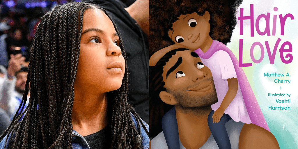 how-to-listen-to-blue-ivy-narrate-the-hair-love-audiobook-oprah-mag