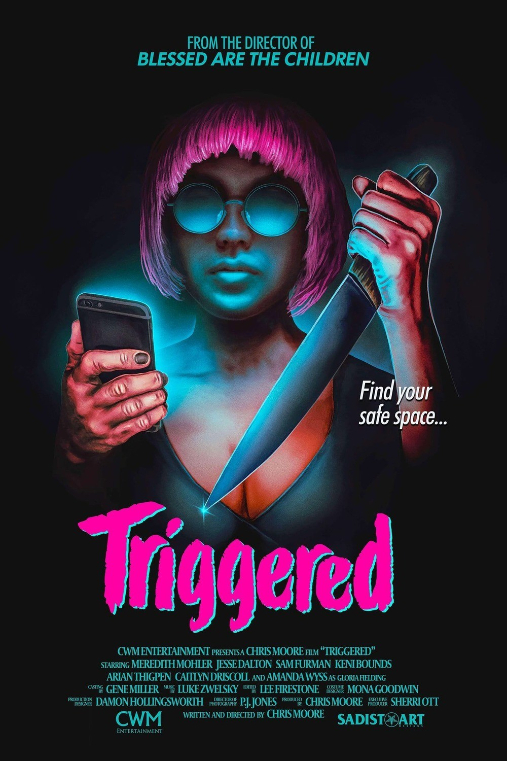 triggered-film-review
