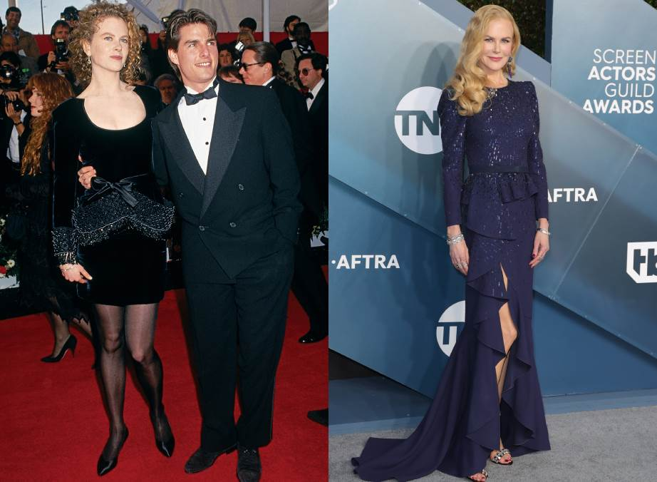 australian-actresses-then-now-hollywood-red-carpet-style-marie-claire